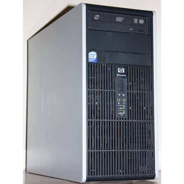 HP dc5800 Desktop PC Dual Core 2.4GHz DVD/CDRW 4GB RAM 80GB