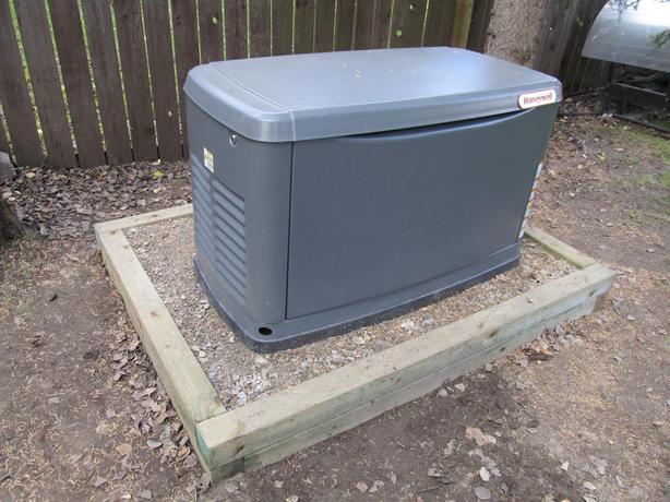 Honeywell 17kw Automatic Standby Generator