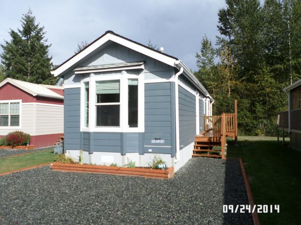 Park Model for rent in Chemainus, BC