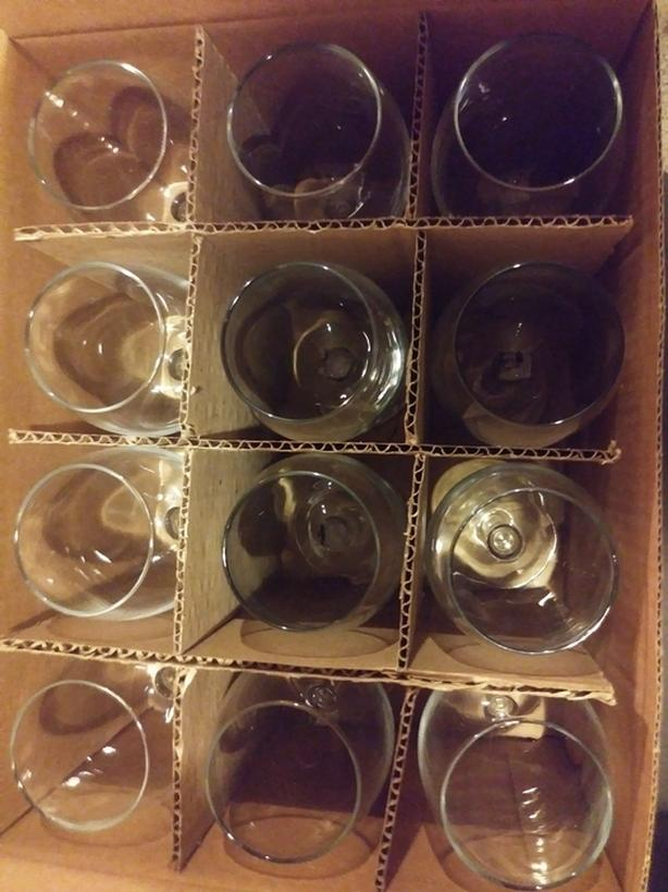 Dozen wine cups
