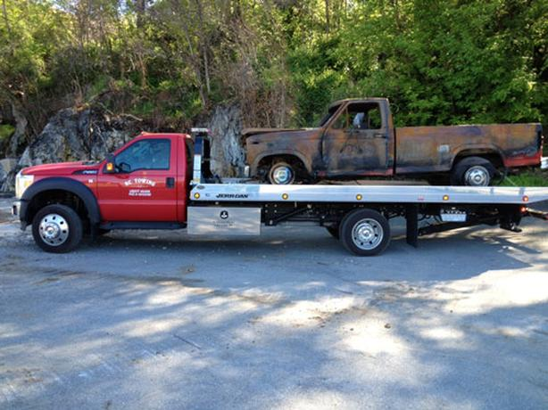 Junk Car Removal in Edmonton - Alberta Rose Towing