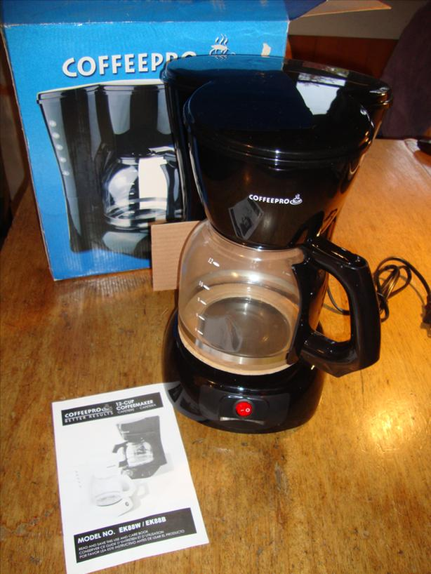Like new coffee maker