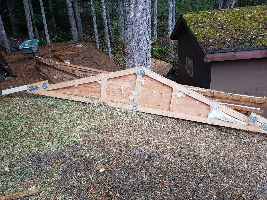 Roof Trusses West Shore Langford Colwood Metchosin