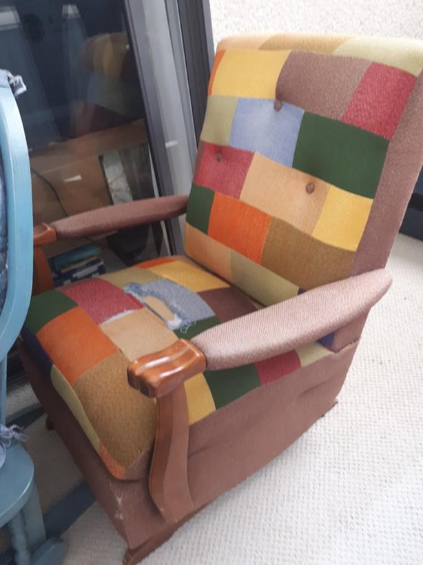 FREE: rocking chair
