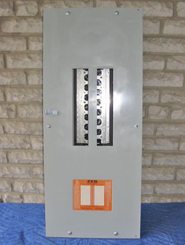 CEB QBH 200 Amp, 30 Circuit, 1 Phase Main Lug Loadcentre ~ Rare!