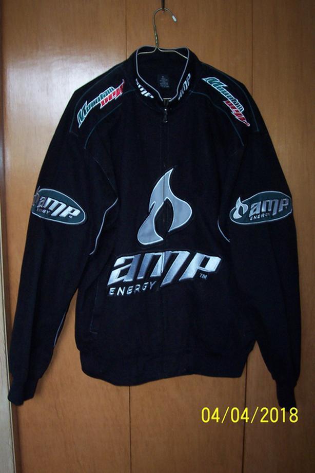 Men's race car jacket