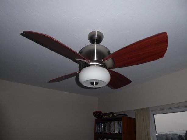 40 Inch Ceiling Fan Light Saanich Victoria