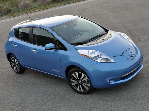 Nissan Leaf Extended Warranty >> Nissan Leaf Sl Premium Plus Extended Warranty Oak Bay Victoria