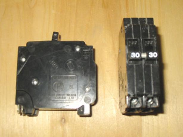ITE Type BL 30 Amp, 2 Pole, 240 Volt Circuit Breaker ~ Rare!