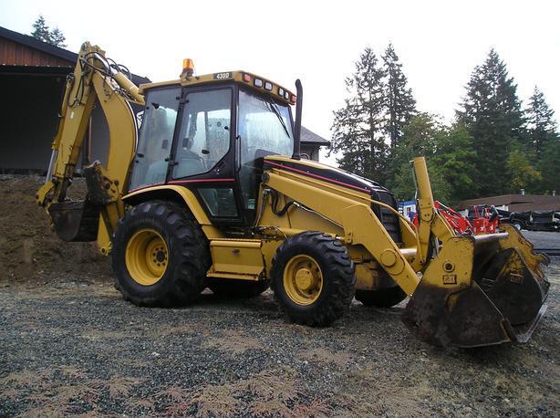 CAT 430D BACKHOE