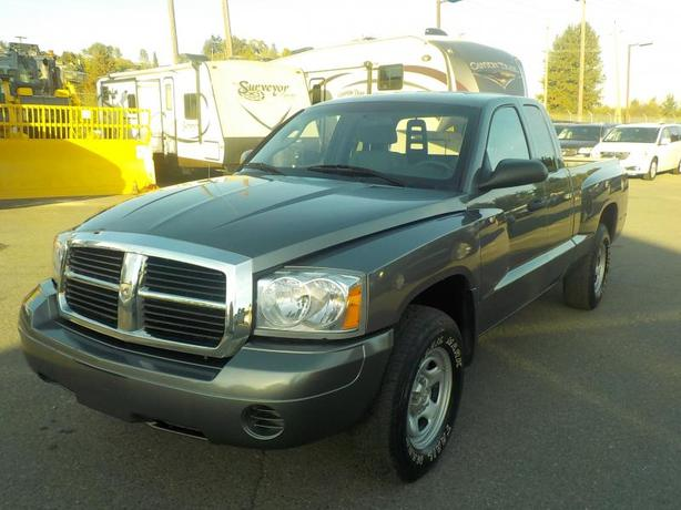 2007 Dodge Dakota Club Cab Regular Box 4WD