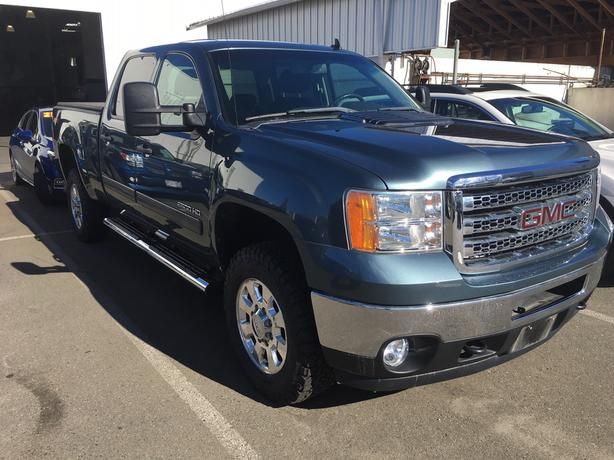 2012 GMC 2500 CREW CAB DIESEL FOR SALE