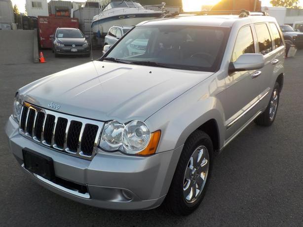 2008 Jeep Grand Cherokee Overland 4WD Diesel