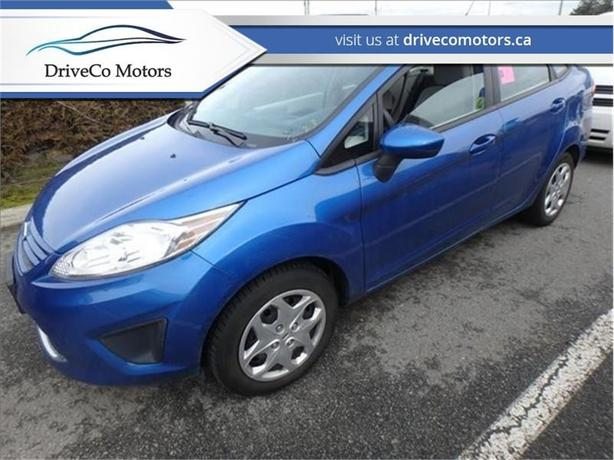 2011 Ford Fiesta 4DR SDN S  -  Power Doors -  Power Seats - $60.94 B/W