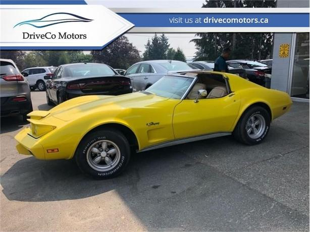 1976 Chevrolet Corvette L48 CLEAN ORIGINAL RUNS GREAT