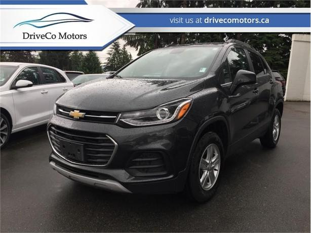 2018 Chevrolet Trax LT #1 bad credit loans. We ship Bc wide  - $181.69 B/W