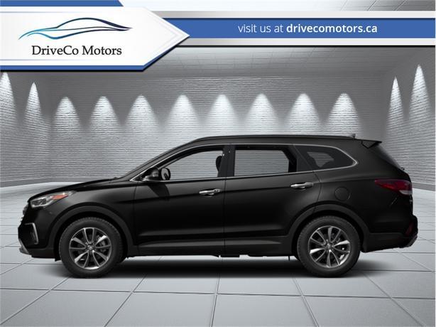 2018 Hyundai Santa Fe XL UNKNOWN  - - Bad Credit? Approved!