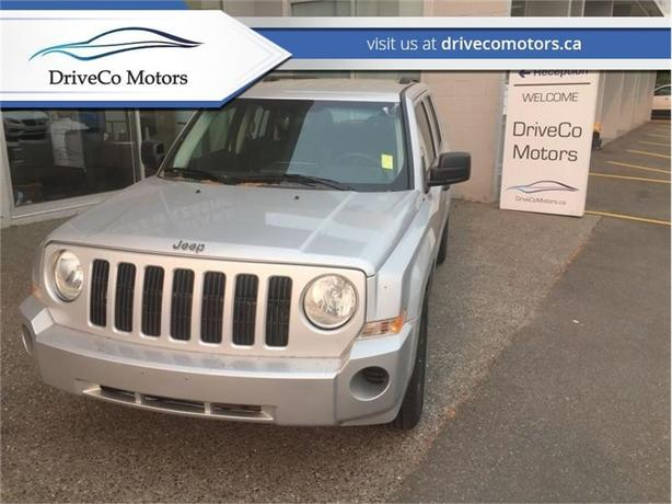 2008 Jeep Patriot BASE  - $46.12 B/W - - Bad Credit? Approved!