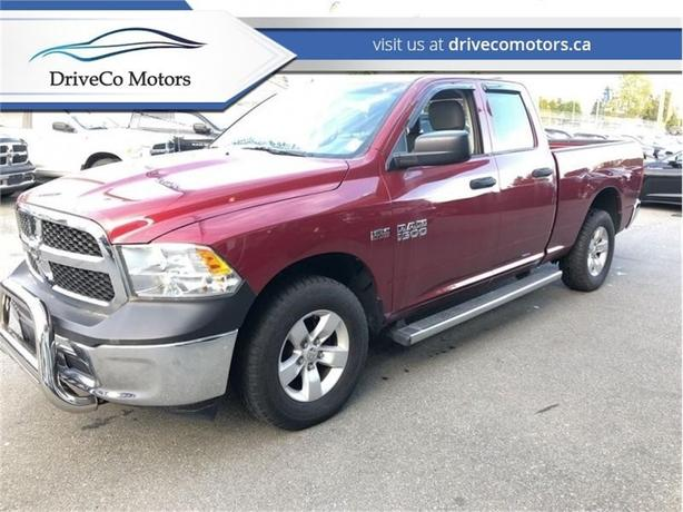 2014 Ram 1500 ST   LEATHER BAD CREDIT IS OK