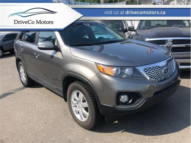 2011 Kia Sorento LX 100 Approval at Drivecomotor.ca  - $88.42 B/W
