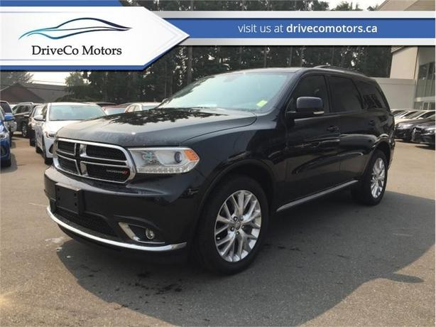 2016 Dodge Durango Limited  - Leather Seats -  Bluetooth - $234.51 B/W