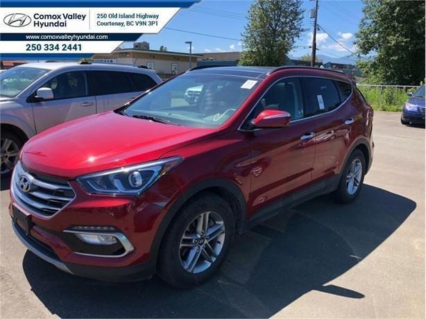 2018 Hyundai Santa Fe Sport 2.4L SE AWD