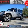 2018 Jeep Wrangler JK Unlimited Sahara 4x4 V6 3.6L