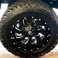 "2018 Ram 1500 SXT 6 "" LIFT 35 TIRES FUEL RIMS  - One owner - $325.02 B/W"
