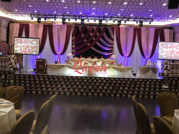 Toronto Wedding Decorations - Backdrops, Centerpieces, Flowers
