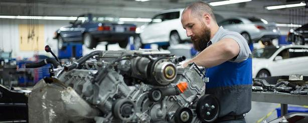 Automotive Certified Technician