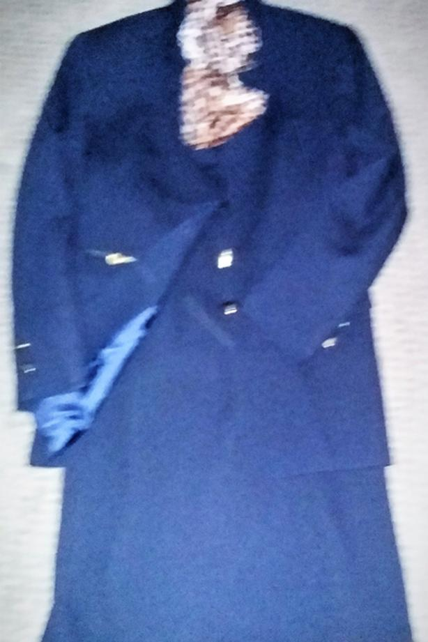 CAREER WOMAN'S BUSINESS SUIT
