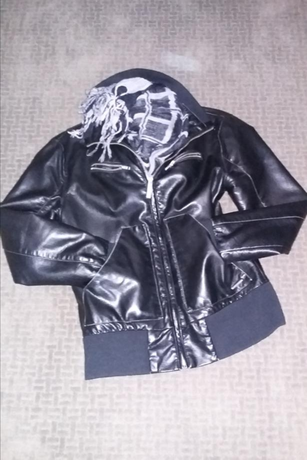 LADY'S BOMBER JACKET size 10