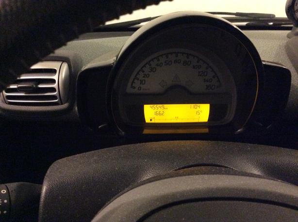 Smart Car 2010