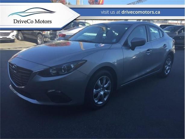 2016 Mazda Mazda3 GS  - Heated Seats - $110.03 B/W