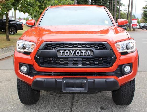 2017 Toyota Tacoma Off Road