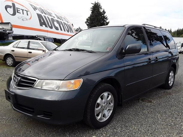 2004 Honda Odyssey 7 seating family unit! loaded up interior!
