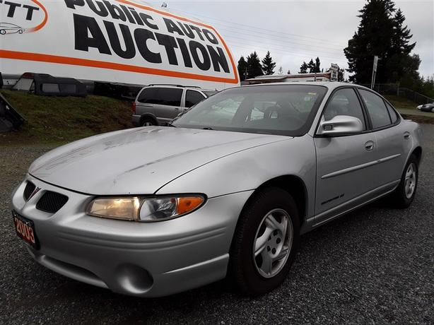 2003 Pontiac Grand Prix 5 seating family unit with only 141k km!