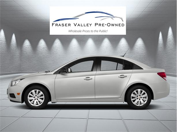 2014 Chevrolet Cruze 2LT  - Leather Seats -  Bluetooth - $103.51 B/W