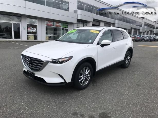2016 Mazda CX-9 GS-L  - Fully Loaded - Low Mileage!