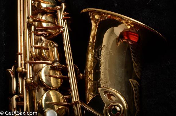 WANTED: Selmer Super 80 Series 1 Alto Saxophone