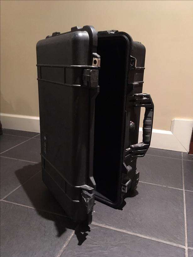 Pellican 1510 Air carry-on