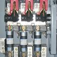 FPE 200 Amp, 3 Phase, 240 Vac Fused HD Switch w/Solid Neutral & Fuses ~ Mint!