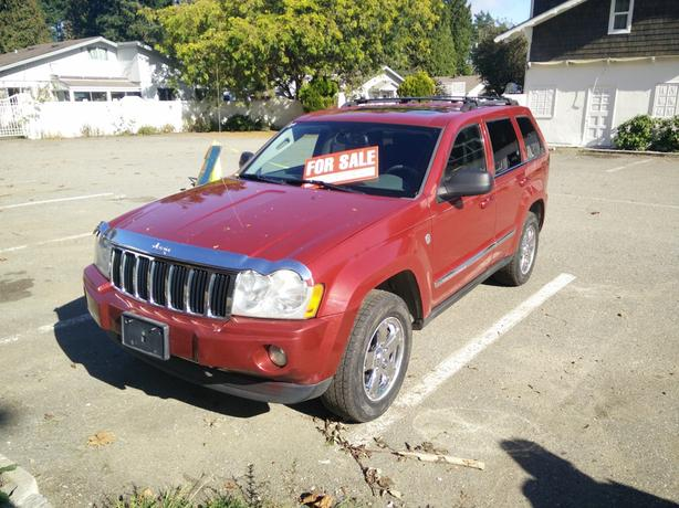 2005 Jeep Cherokee Limited 4x4