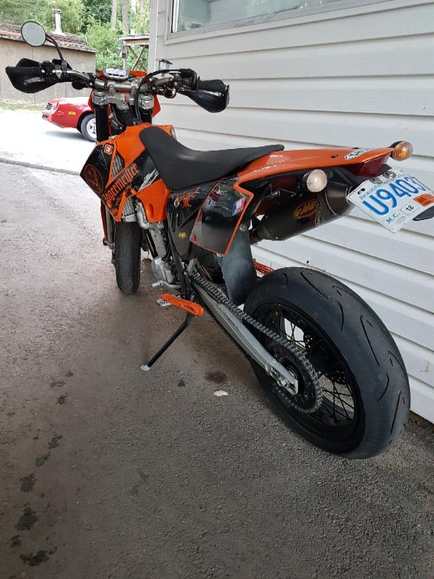 '06 KTM 450 SMR