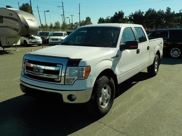 2014 Ford F-150 XLT SuperCrew 6.5-ft. Bed EcoBoost 4WD