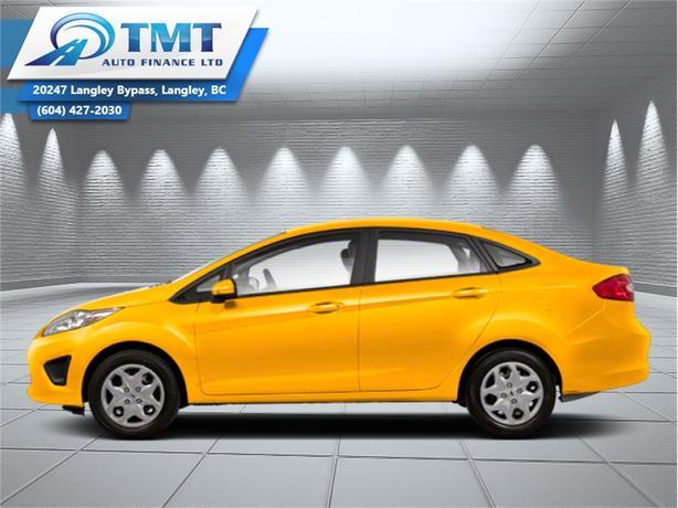 2012 Ford Fiesta SEL  - $52.98 B/W