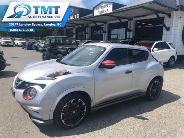 2015 Nissan Juke NISMO RS  - Navigation -  Bluetooth - $149.84 B/W