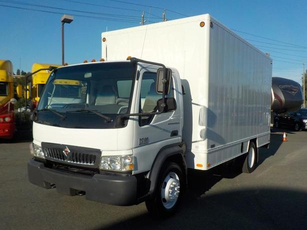 2006 International CF500 Diesel 16 Foot Cube Van