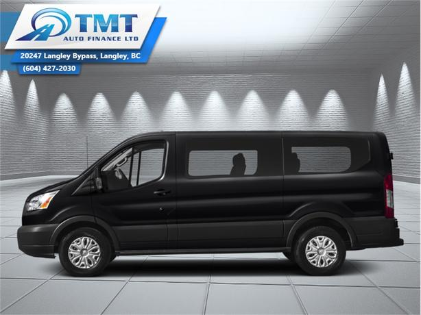 2017 Ford Transit Wagon UNKNOWN