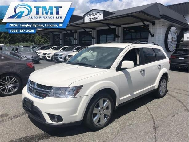 2014 Dodge Journey R/T  - Leather Seats -  Bluetooth - $129.57 B/W